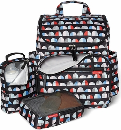 Skip Hop Forma Backpack Diaper Bag - Domes