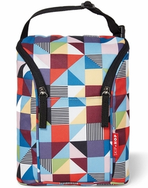 Skip Hop Grab & Go Double Bottle Bag - Prism