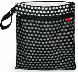 Skip Hop Grab & Go Wet/Dry Bag - Connected Dots