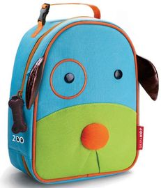 Skip Hop Zoo Lunchie Insulated Lunch Bag - Dog