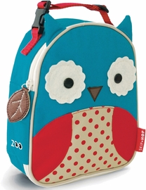 Skip Hop Zoo Lunchie Insulated Lunch Bag - Owl