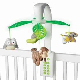 Skip Hop Moonlight & Melodies Baby Projection Mobile