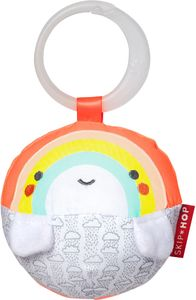 Skip Hop Silver Lining Cloud Rattle Ball - Rainbow