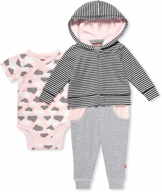 Skip Hop Star-Struck 3-Piece Set - Pink (3 Months)