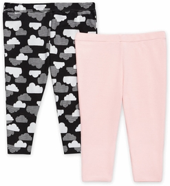 Skip Hop Star-Struck Leggings Pants Set - Pink (9 Months)