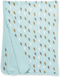Skip Hop Star-Struck Reversible Blanket - Blue