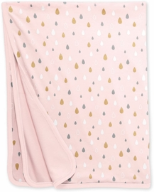 Skip Hop Star-Struck Reversible Blanket - Pink