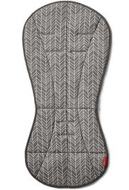 Skip Hop Stroll & Go Cool Touch Stroller Liner - Grey Feather