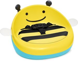 Skip Hop Zoo Portable Booster Chair - Bee
