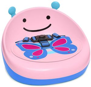 Skip Hop Zoo Portable Booster Chair - Butterfly