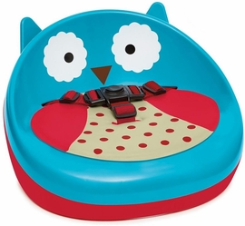 Skip Hop Zoo Portable Booster Chair - Owl