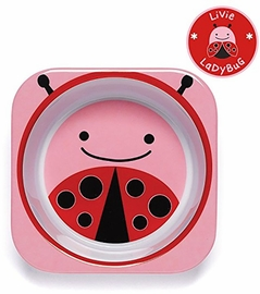 Skip Hop Zoo Tableware Bowl in�Ladybug
