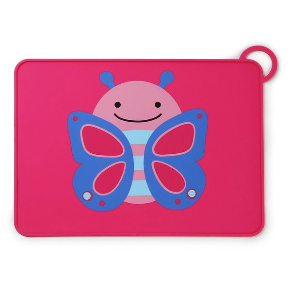 Skip Hop Zoo Fold & Go Placemat - Butterfly