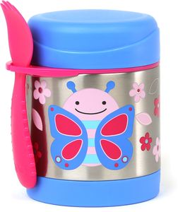 Skip Hop Zoo Food Jar - Butterfly