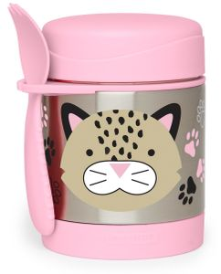 Skip Hop Zoo Food Jar - Leopard