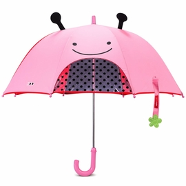 Skip Hop Zoo Little Kid Umbrella - Ladybug