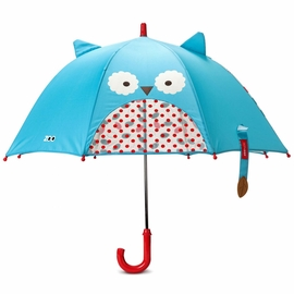 Skip Hop Zoo Little Kid Umbrella - Owl