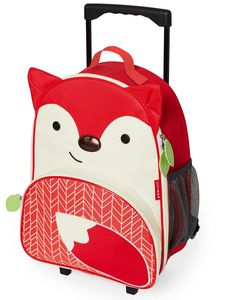 Skip Hop Zoo Luggage - Fox