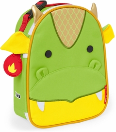 Skip Hop Zoo Lunchie Insulated Lunch Bag - Dragon
