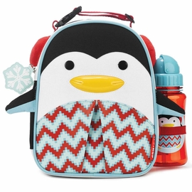 Skip Hop Zoo Lunchie Gift Set - Penguin