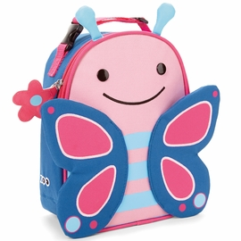 Skip Hop Zoo Lunchie Insulated Lunch Bag - Butterfly