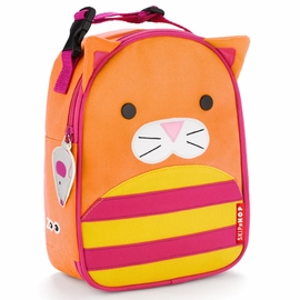 Skip Hop Zoo Lunchie Insulated Lunch Bag - Cat
