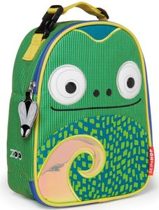 Skip Hop Zoo Lunchie Insulated Lunch Bag - Chameleon