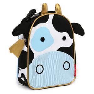 Skip Hop Zoo Lunchie Insulated Lunch Bag - Cow