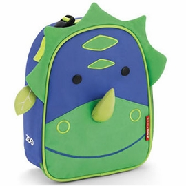 Skip Hop Zoo Lunchie Insulated Lunch Bag - Dinosaur