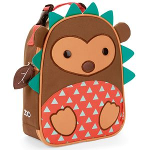 Skip Hop Zoo Lunchie Insulated Lunch Bag - Hedgehog