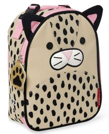 Skip Hop Zoo Lunchies Insulated Lunch Bag - Leopard