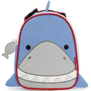 Skip Hop Zoo Lunchie Insulated Lunch Bag - Shark