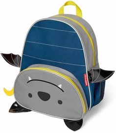 Skip Hop Zoo Pack Kid Backpack - Bat
