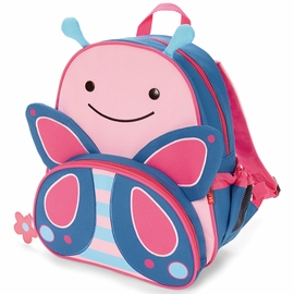Skip Hop Zoo Pack Kid Backpack - Butterfly