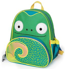 Skip Hop Zoo Pack Kid Backpack - Chameleon