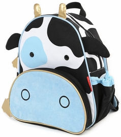 Skip Hop Zoo Pack Kid Backpack - Cow