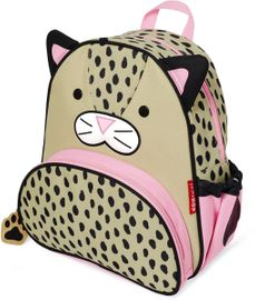 Skip Hop Zoo Pack Kid Backpack - Leopard