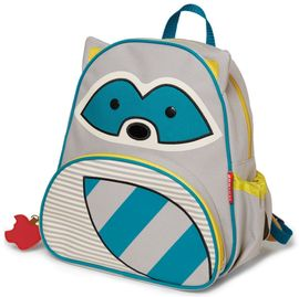 Skip Hop Zoo Pack Kid Backpack - Raccoon