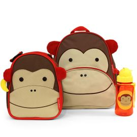 Skip Hop Zoo Pack Bundle - Monkey