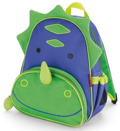 Skip Hop Zoo Pack Kid Backpack - Dinosaur