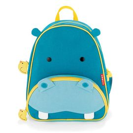 Skip Hop Zoo Pack Kid Backpack - Hippo