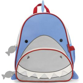 Skip Hop Zoo Pack Kid Backpack - Shark