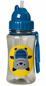 Skip Hop Zoo Straw Bottle - Bat