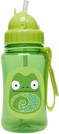 Skip Hop ZOO Straw Bottle - Chameleon