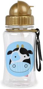 Skip Hop Zoo Straw Bottle - Cow