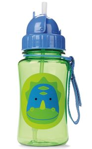 Skip Hop Zoo Straw Bottle - Dinosaur
