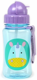 Skip Hop Zoo Straw Bottle - Unicorn