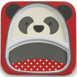 Skip Hop Zoo Divided Plate in Panda