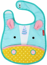 Skip Hop Zoo Tuck-Away Bib - Unicorn