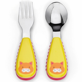 Skip Hop ZOO Utensil Set - Cat